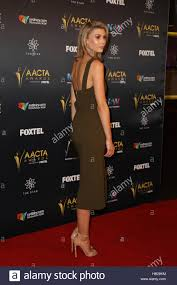 Sydney, Australia. 5 December 2016. Pictured: Abby Earl. Celebrities Stock  Photo - Alamy