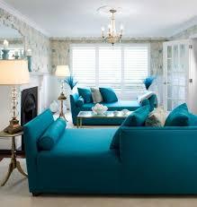 Peacock Color Living Room Blue Living Room Ideas Zampco