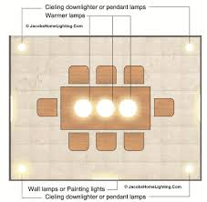 recessed lighting dining room. Dining Room Recessed Lighting Layout L