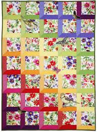 72 best Quilts to Sew! Free Patterns images on Pinterest | Free ... & Verity Quilt - Free Quilt Pattern Adamdwight.com