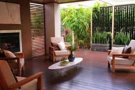 0bb717882e934a84 634x423 12 ideas how to use wooden screens for indoor and outdoor