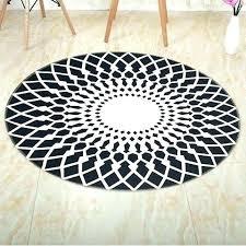 small round bathroom rugs circle bath rug circle bath rug unique mandala geometric pattern round bath small round bathroom rugs