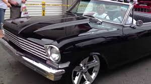 All Chevy black chevy nova : Black 1963 Chevy Nova convertible - YouTube