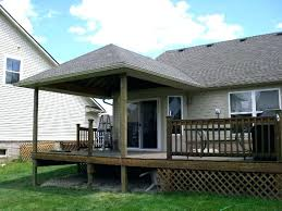 raised concrete deck raised concrete patio building a raised deck over concrete patio patio designs raised