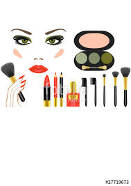 plete set of makeup