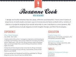 7 Best Graphic Design Resumes Images On Pinterest Graphic Design