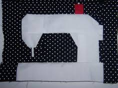 Sewing Machine Quilt pattern with multiple sizes included - PDF ... & nice paper pieced sewing machine Adamdwight.com