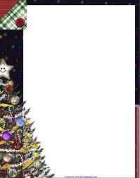 Christmas Letterhead Template Download Christmas Letterhead Template 3 For Free Tidytemplates
