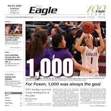 The Eagle e-edition, Feb. 27, 2020 by The Eagle - issuu