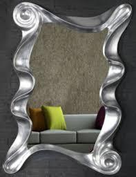 Dieser spiegel besteht aus mehreren schmalen spiegeln, die zudem in unterschiedlichen winkeln und. Casa Padrino Designer Wandspiegel Silber 106 X 7 X H 160 Cm Moderner Wohnzimmer Spiegel Garderoben Spiegel Designer Mobel