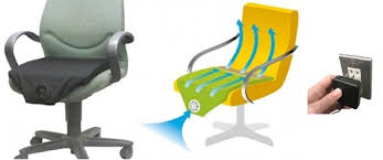 cooling office chair. Get Yours From Www.japantrendshop.com, And Turn That Sweat Butt Into Happy Butt! Cooling Office Chair