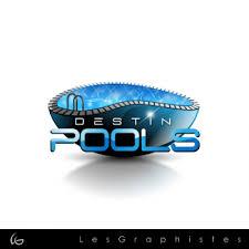 swimming pool logo design. Brilliant Pool Logo Design 29 By LesGraphistes On Swimming Pool Logo