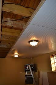 unfinished basement ceiling. Basement Ceiling Installation - Looks So Much Better Than The Typical Rules. Unfinished E