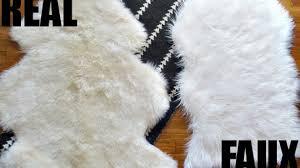 real fur rugs residence how to clean ikea sheep rug designs inside sheepskin design 4 regarding 2