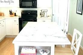 l and stick marble countertop fake marble fake marble kitchen test 2 faux marble s home l and stick marble countertop instant granite white
