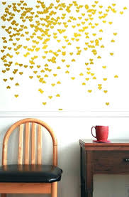 removable wall decals target with gold wall decals wall decal wall sticker nursery art gold wall decals wall pattern little hearts wall decals custom logo  on target nursery wall art with removable wall decals target with gold wall decals wall decal wall
