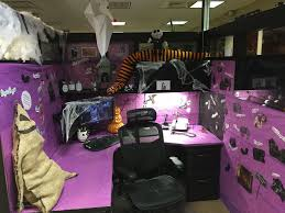 decorating office for halloween. halloween office themes decorating competition for