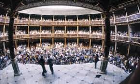 Image result for image of globe theatre