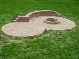 patio ideas with fire pit. Cool Fire Pit Patio Ideas With