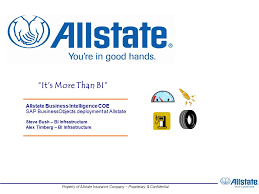 Plans start at $100,000 up to $20 million or more of coverage. Property Of Allstate Insurance Company Proprietary Confidential Allstate Business Intelligence Coe Sap Businessobjects Deployment At Allstate Steve Ppt Download