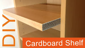 Corrugated Cardboard Furniture 2 Diy How To Make A Cardboard Shelf 2nd Way Hd Corrugated
