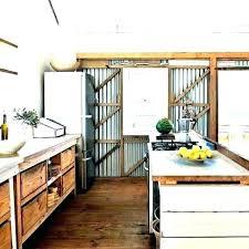 corrugated metal shower luxury corrugated metal bathroom galvanized
