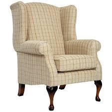 ... Buy Parker Knoll Oberon Armchair, Sandringham Check Online at  johnlewis.com ...