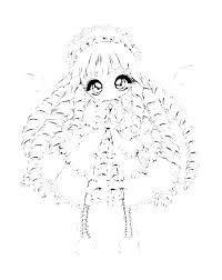 Girl Printable Coloring Pages Free For Girls Within Colouring Sheets