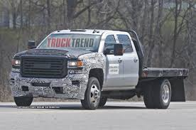 2018 gmc line.  line 2018 gmc sierra 3500 hd chassis cab spied 2016 2017 chevrolet gmc 1500  hd trucks interior to line h
