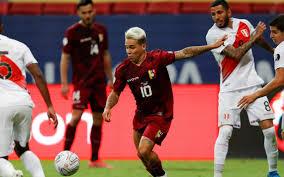 La Vinotinto eliminada de la Copa América 2021 - lavinotinto.com