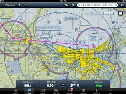Ipad Vfr Charts The Apple Ipad As An Electronic Flight Bag High