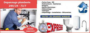 Plombier paris  - Prestation Plomberie