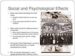 good thesis statement for the great depression write short essay writing acknowledgements for thesis