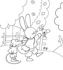 Giochi Online E Con La Pimpa Da Colorare Con Coniglio Da Colorare