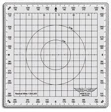 Aviation Supplies Academics Asa Cp P5 Square Aviation Chart Plotter