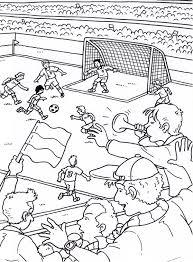 Disegni Calcio 4 Disegni Per Bambini Da Stampare E Colorare By