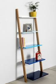 ... Narrow Leaning Bookcase Leaning Ladder Shelf Mesmerizing Leaning  Bookcase Ikea Bookcase With Doors Broen ...