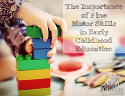 The Importance of Fine Motor Skills in Early Childhood