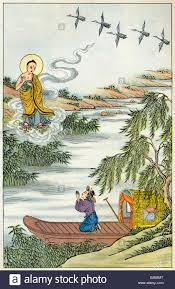 siddhartha gautama known as the buddha enlightened one he  siddhartha gautama known as the buddha enlightened one he crosses the ganges river standing on a small cloud date 563 bc 483 bc
