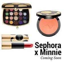 sephora minnie mouse makeup
