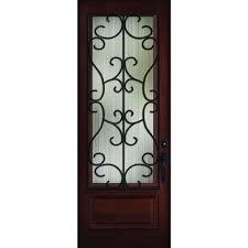 decorative iron grille 3 4