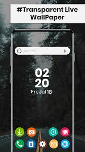 Transparent screen live wallpaper 2020 ...