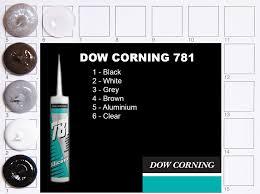 Dow Corning 791 Color Chart Coloured Mastic Sealant Colours Sealants Online