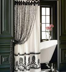 luxury shower curtain ideas. Cool Shower Curtains For Your Modern Bathroom | Decozilla Luxury Curtain Ideas