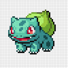 Pixelmon Size Chart Pin By Carmen Esposito On Must Stitch Fuse Bead Patterns