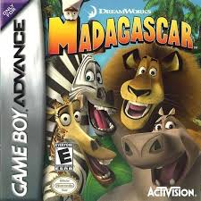 Small Picture Madagascar Gameboy AdvanceGBA ROM Download