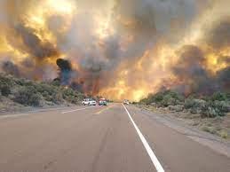 Updates: Tamarack Fire