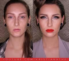 decades series 50s full glam makeup tutorial glamorous vine 40s 50s look
