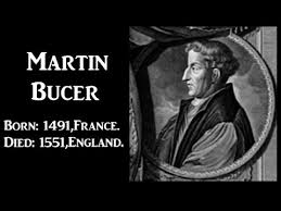 Resultado de imagem para Martin Bucer