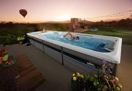 endless pools swim spa